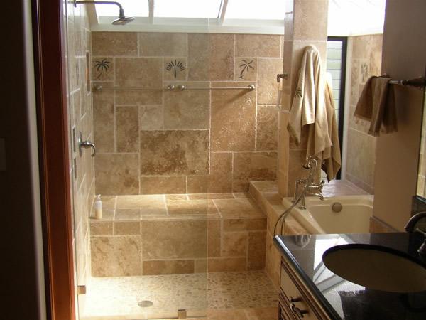 Как сделать ремонт в маленькой ванной своими руками - фото и идеи 18