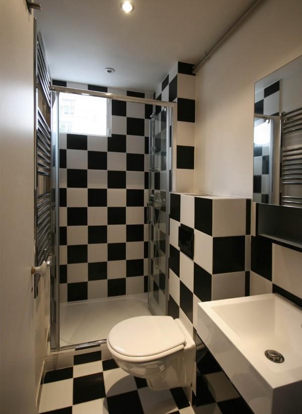 Как сделать ремонт в маленькой ванной своими руками - фото и идеи 3