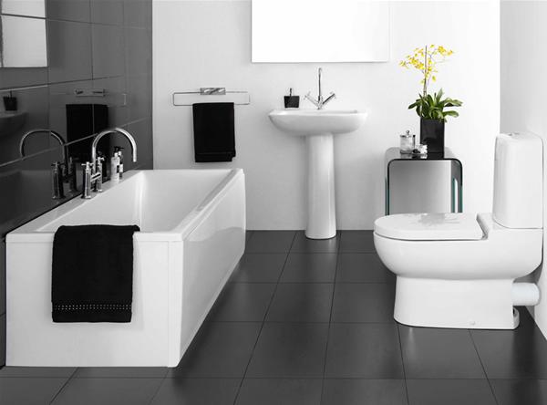 Как сделать ремонт в маленькой ванной своими руками - фото и идеи 6