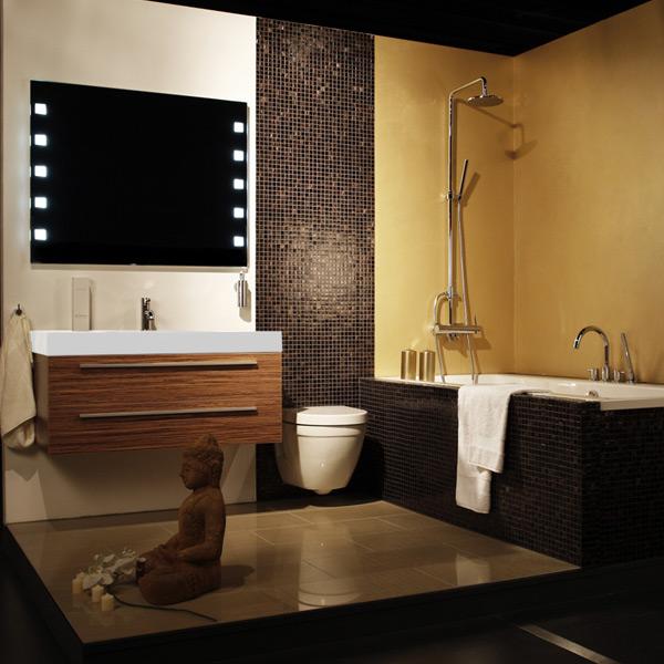 Как сделать ремонт в маленькой ванной своими руками - фото и идеи 8