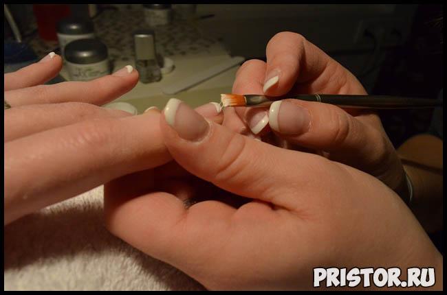 Как ухаживать за ногтями в домашних условиях Уход за кожей рук 2