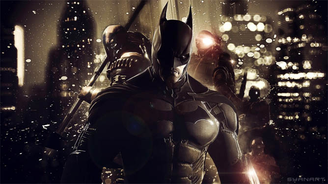 Картинки Бэтмена - прикольные, красивые, классные, крутые 15