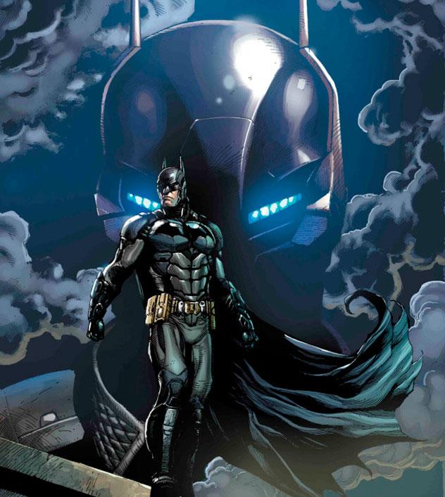 Картинки Бэтмена - прикольные, красивые, классные, крутые 2