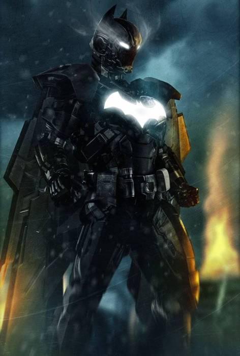 Картинки Бэтмена - прикольные, красивые, классные, крутые 4