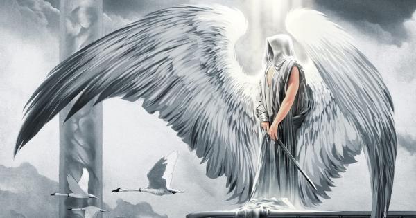Картинки ангелов с крыльями - красивые, прикольные, интересные 12