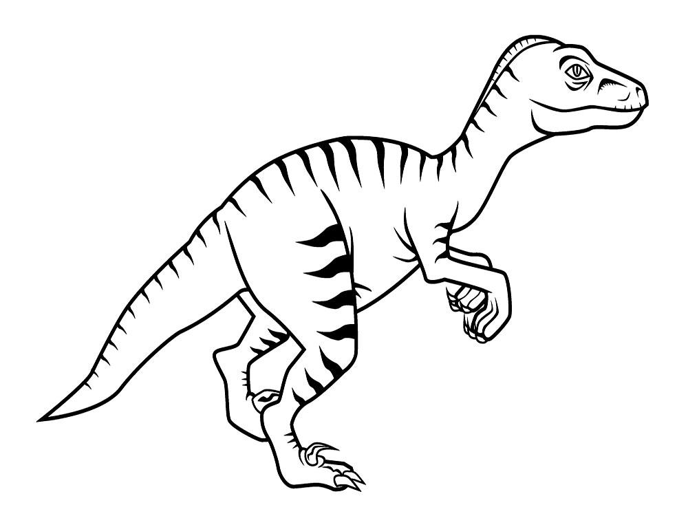 Картинки динозавров для детей - прикольные, красивые, классные 11