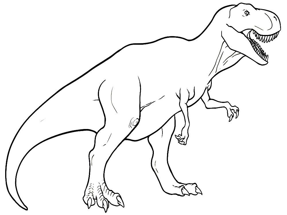 Картинки динозавров для детей - прикольные, красивые, классные 17