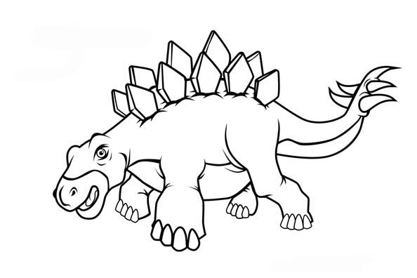 Картинки динозавров для детей - прикольные, красивые, классные 7