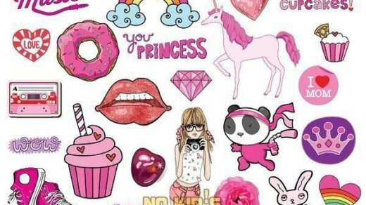 Картинки для личного дневника для девочек - скачать бесплатно 14