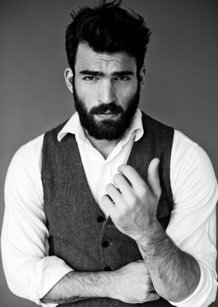 Красивая и стильная борода у мужчин фото - смотреть бесплатно 15