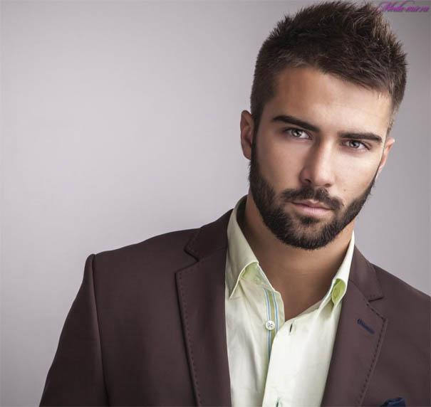Красивая и стильная борода у мужчин фото - смотреть бесплатно 6