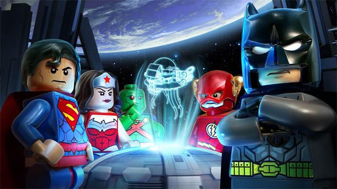 Красивые и прикольные картинки Лего Бэтмен - скачать, смотреть 1