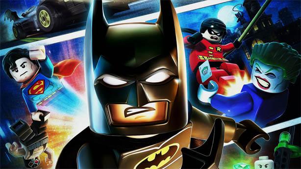 Красивые и прикольные картинки Лего Бэтмен - скачать, смотреть 5