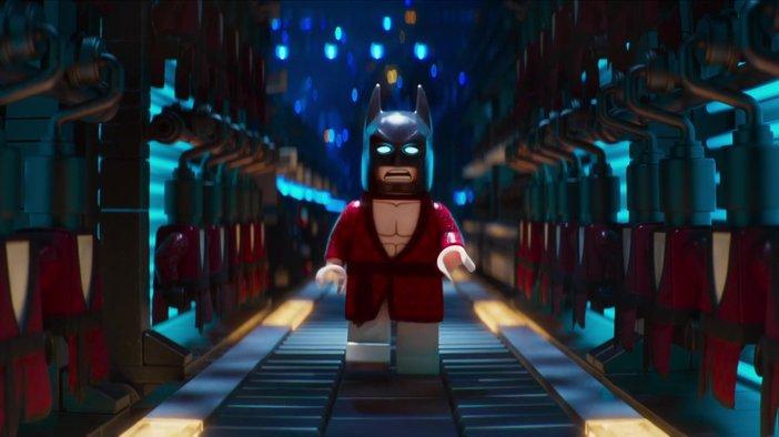 Красивые и прикольные картинки Лего Бэтмен - скачать, смотреть 8