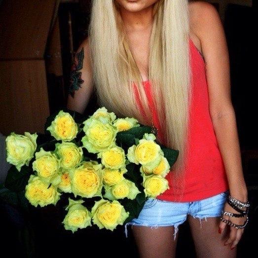 Красивые картинки девушек с цветами - смотреть, скачать бесплатно 3