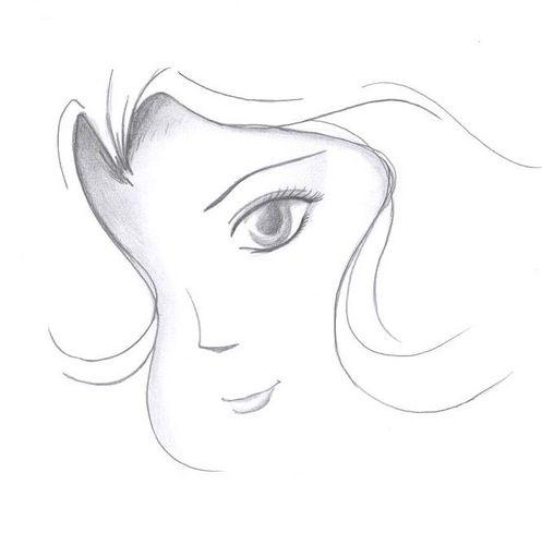 Красивые картинки карандашом для срисовки - новые, свежие 10