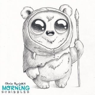 Красивые картинки карандашом для срисовки - новые, свежие 13