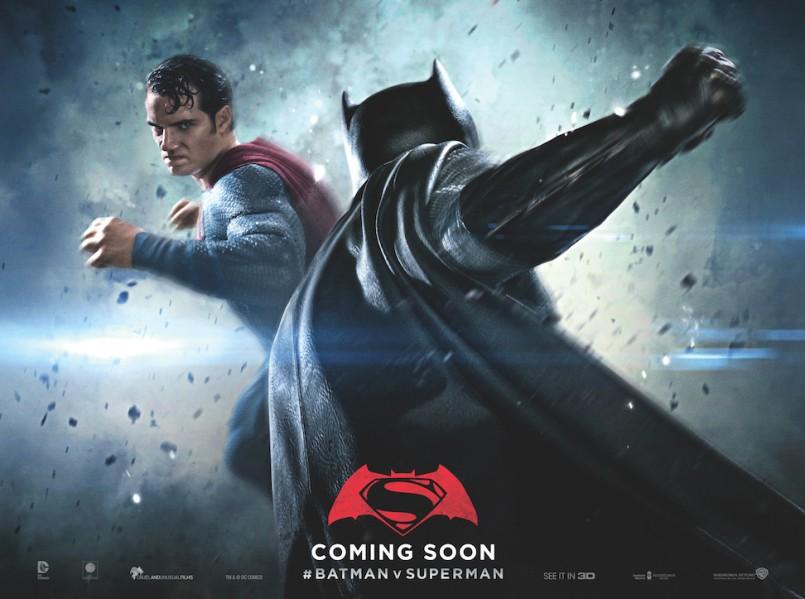 Прикольные картинки Бэтмен против Супермена - смотреть бесплатно 14
