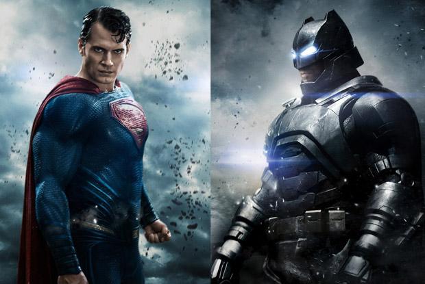 Прикольные картинки Бэтмен против Супермена - смотреть бесплатно 9