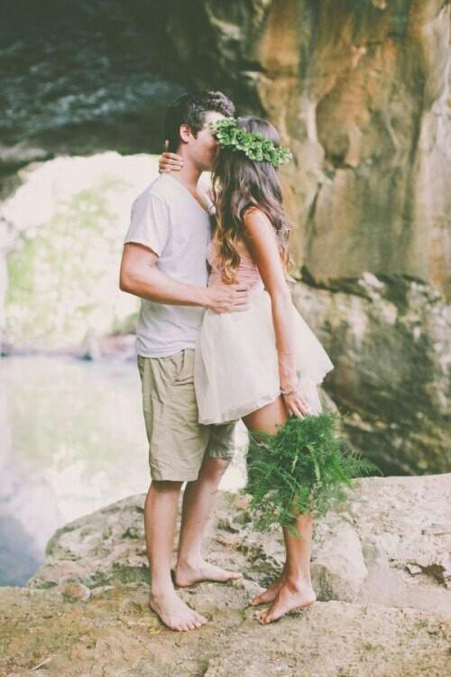 Скачать картинки - девушка с цветами со спины, красивые, крутые 11
