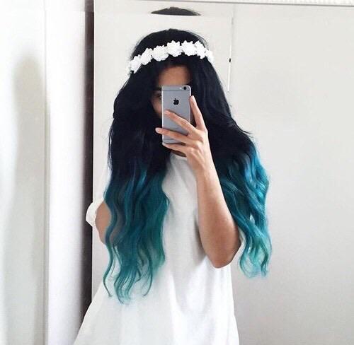 Скачать картинки - девушка с цветами со спины, красивые, крутые 4