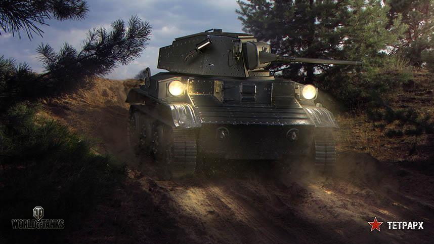 Скачать картинки танки - прикольные, красивые, интересные 12