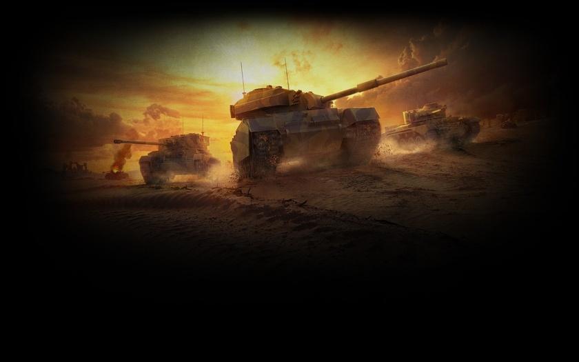Скачать картинки танки - прикольные, красивые, интересные 6