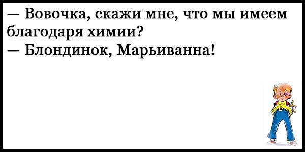 Смешные анекдоты до слез про Вовочку - читать бесплатно 5