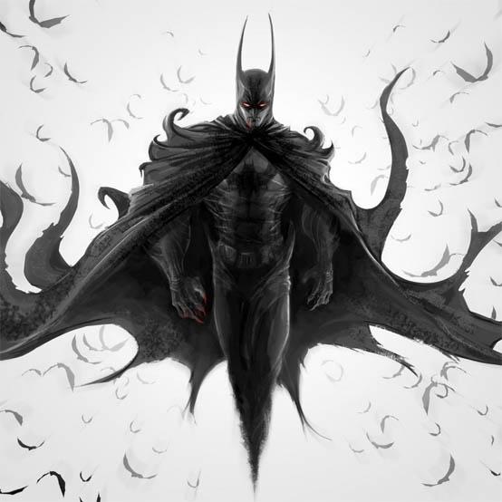 Cкачать картинки Бэтмена - красивые, прикольные, интересные 10