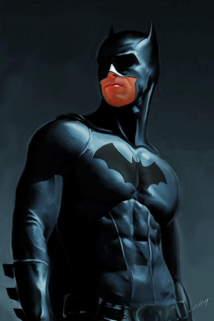 Cкачать картинки Бэтмена - красивые, прикольные, интересные 12