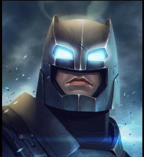 Cкачать картинки Бэтмена - красивые, прикольные, интересные 4