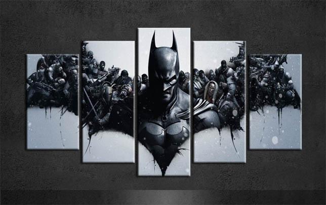 Cкачать картинки Бэтмена - красивые, прикольные, интересные 6