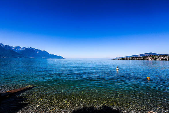 Достопримечательности Женевы - Озеро Леман, туризм 2