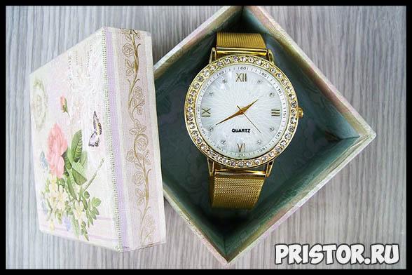 Как выбрать золотые часы - основные советы и рекомендации 2