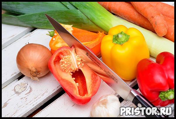 Как выбрать хороший нож - эффективные советы и рекомендации 6