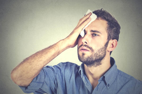 Как избавиться от запаха пота под мышками и на одежде 1