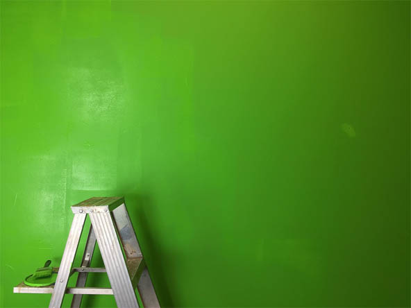Как самостоятельно покрасить стены дома или в квартире - простые советы 2