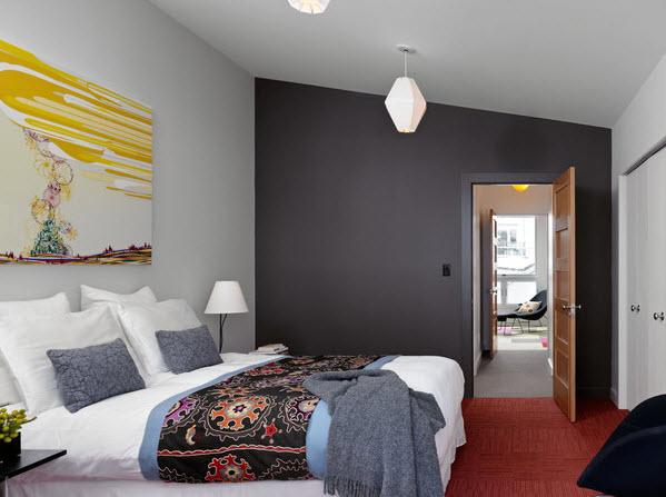 Как сделать ремонт в маленькой спальне - рекомендации и советы 10