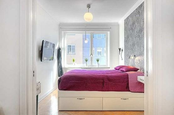 Как сделать ремонт в маленькой спальне - рекомендации и советы 2