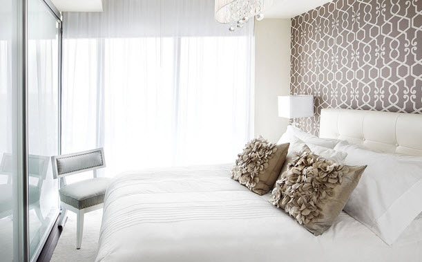 Как сделать ремонт в маленькой спальне - рекомендации и советы 3