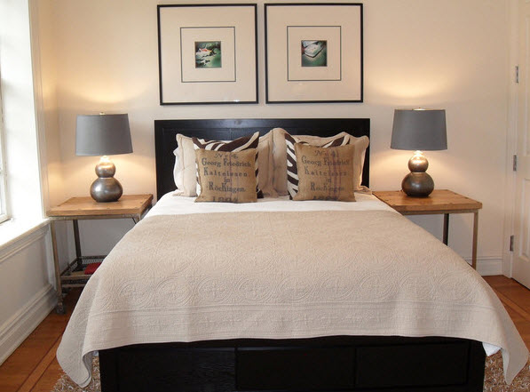 Как сделать ремонт в маленькой спальне - рекомендации и советы 4