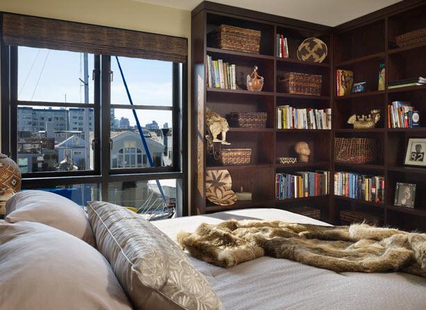 Как сделать ремонт в маленькой спальне - рекомендации и советы 5