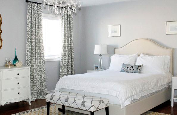 Как сделать ремонт в маленькой спальне - рекомендации и советы 9