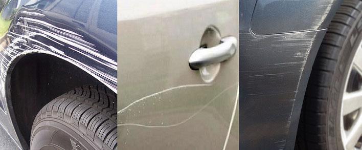 Как удалить царапины на кузове автомобиля - удаление самостоятельно 1