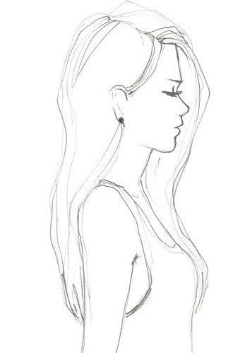Картинки для срисовки карандашом - легкие, красивые, классные 6