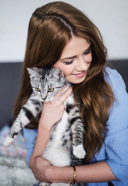 Картинки красивых девушек ВКонтакте - милые, прекрасные, крутые 11