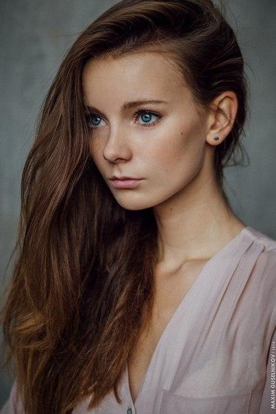 Картинки красивых девушек ВКонтакте - милые, прекрасные, крутые 16