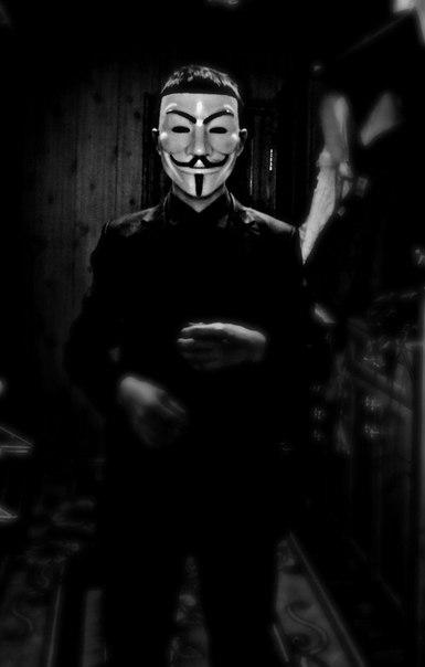 Картинки на аву в маске - крутые, классные, для пацанов и парней 17