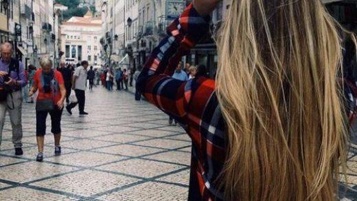 Картинки на аву - девушки с закрытым лицом, красивые, прикольные 14