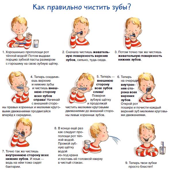 Когда начинать чистить зубы ребенку, средства для зубов малышей 3